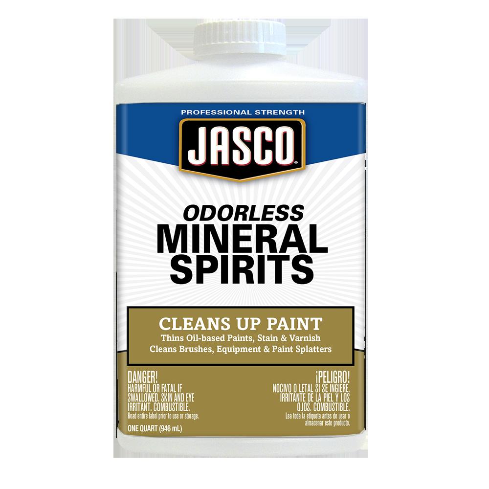 Odorless Mineral Spirits