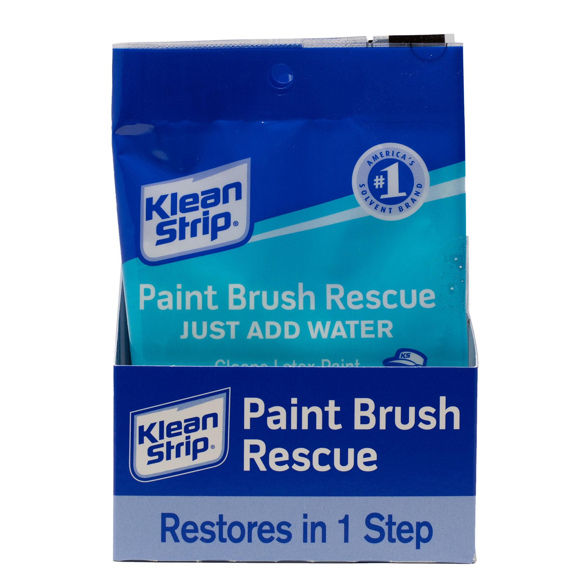 Paint Brush Rescue