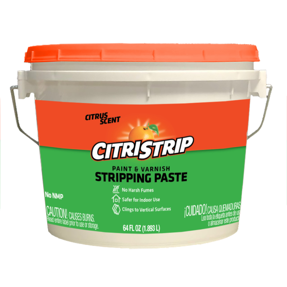 Paint & Varnish Stripping Paste Tub