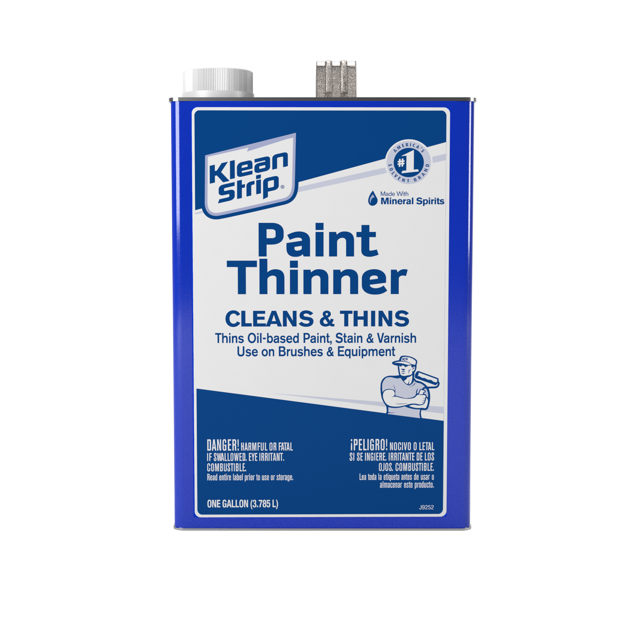 Solvents and Thinners