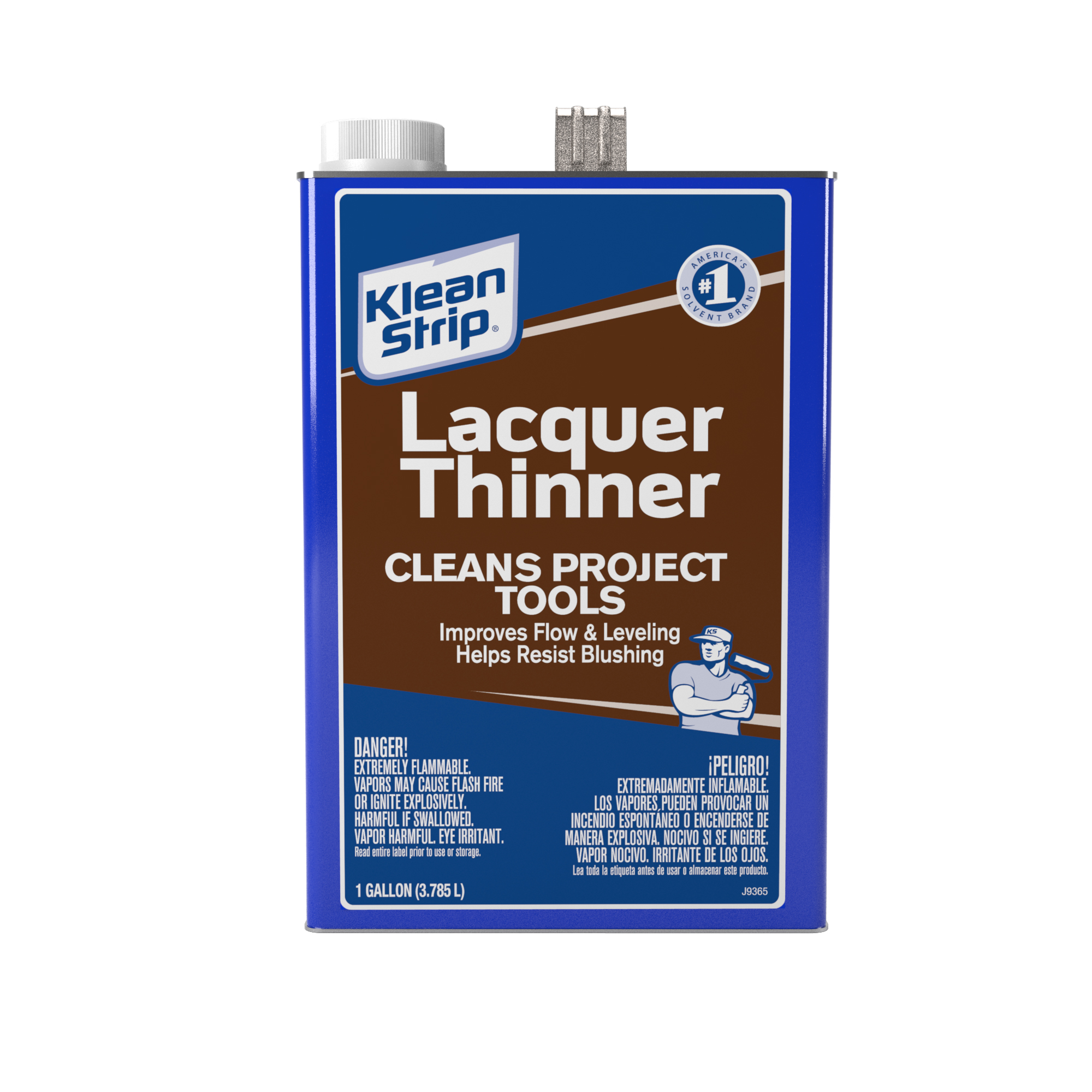 Lacquer Thinner California