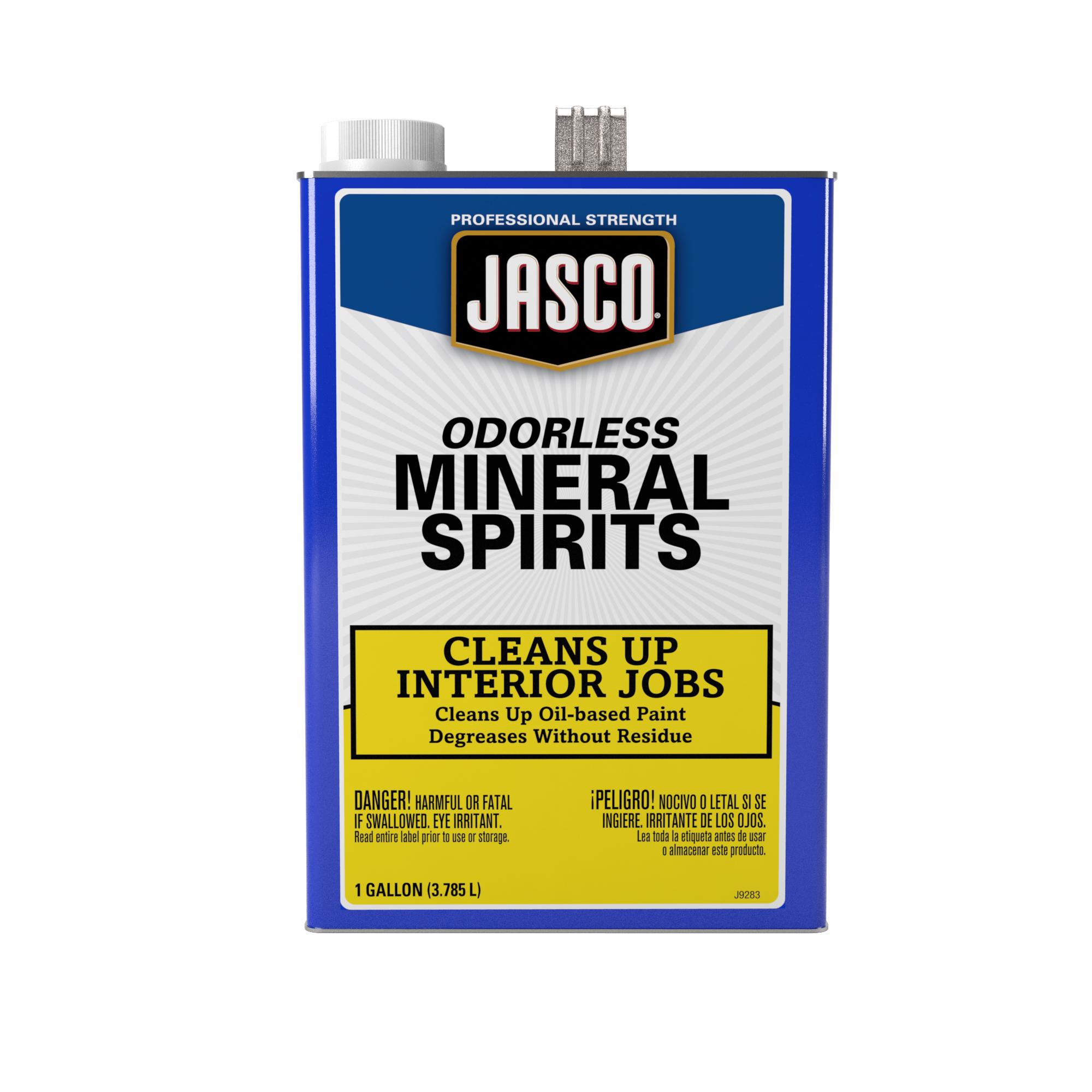 Odorless Mineral Spirits California