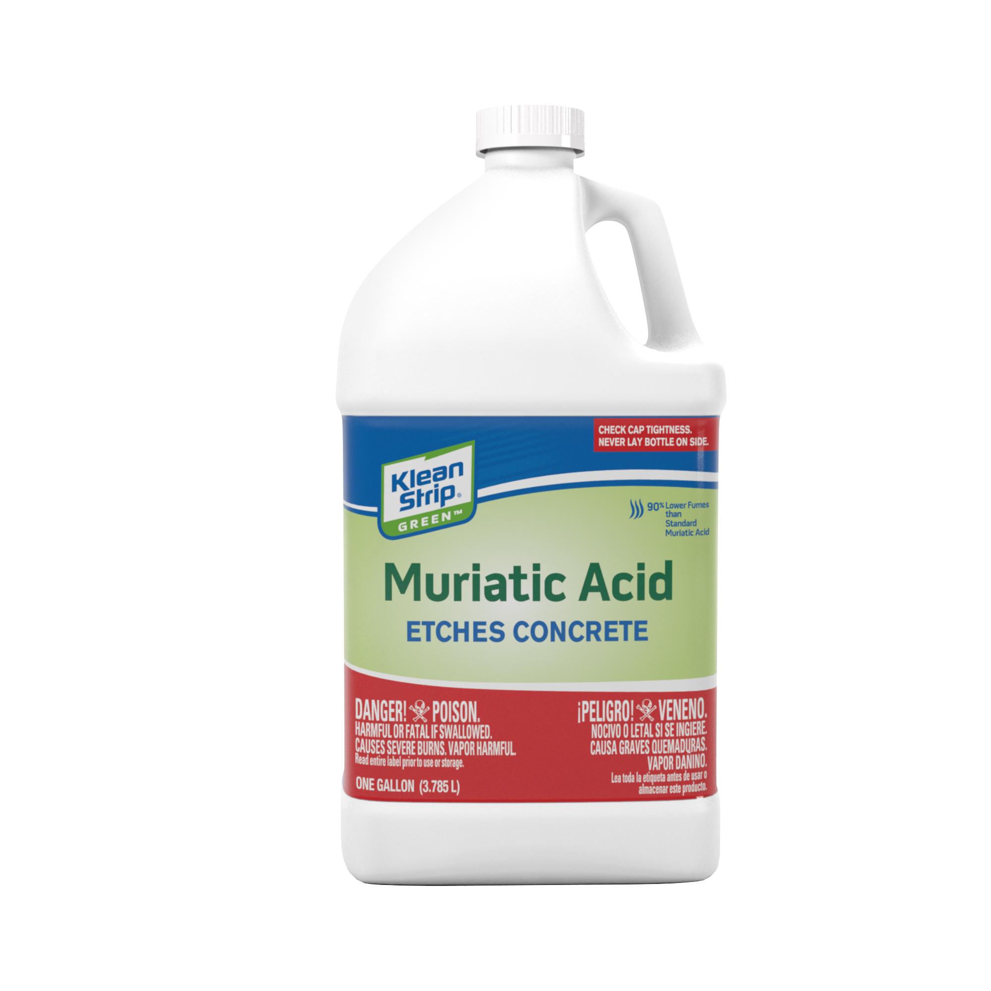 Klean-Strip® Green® Safer Muriatic Acid
