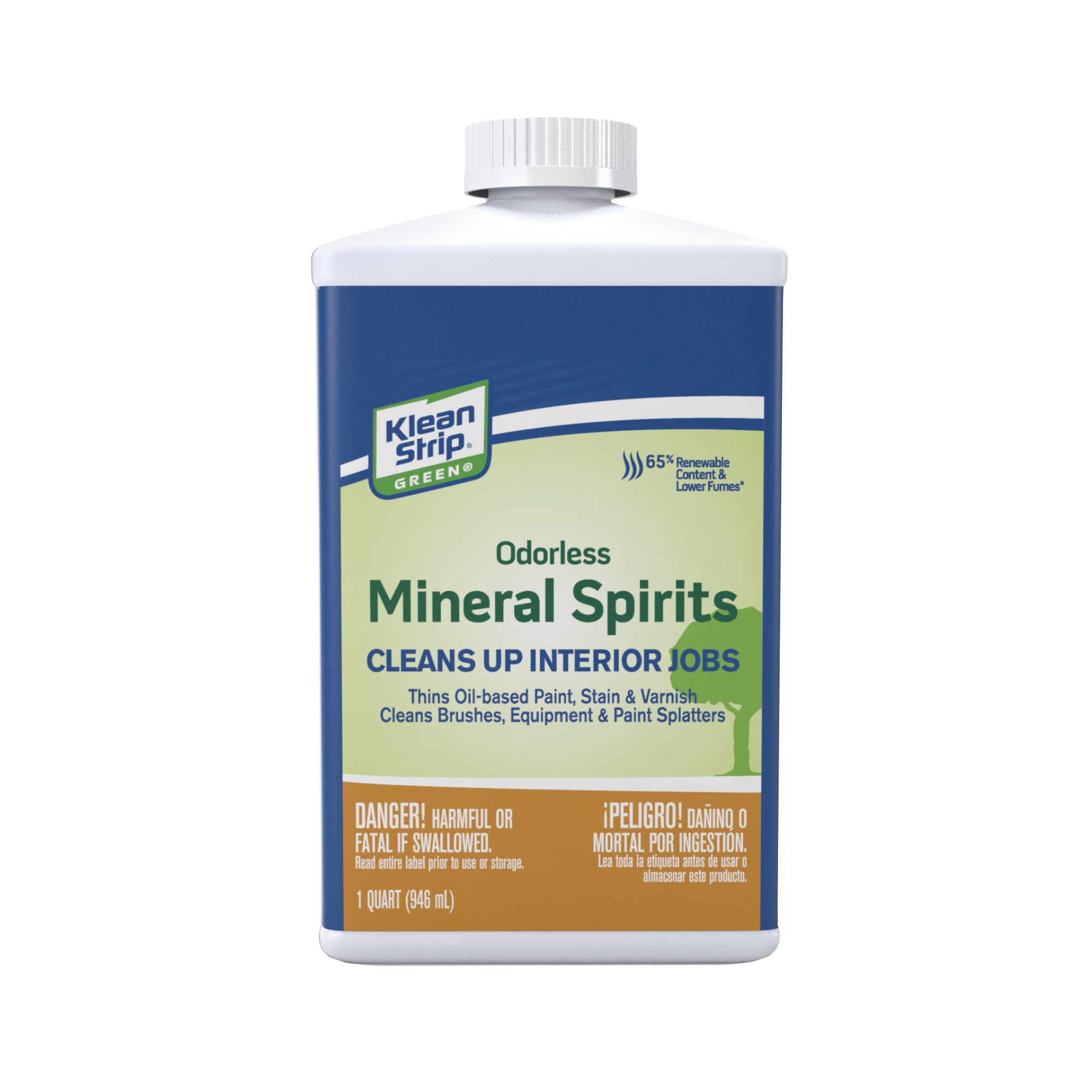 Klean-Strip® Green™ Odorless Mineral Spirits