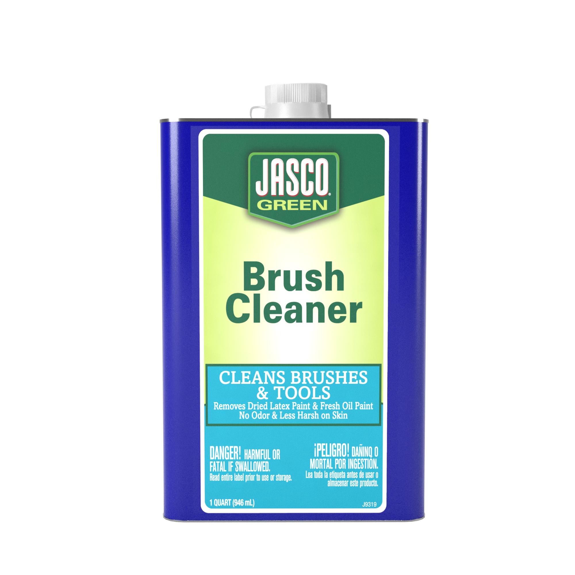 Jasco® Green™ Brush Cleaner