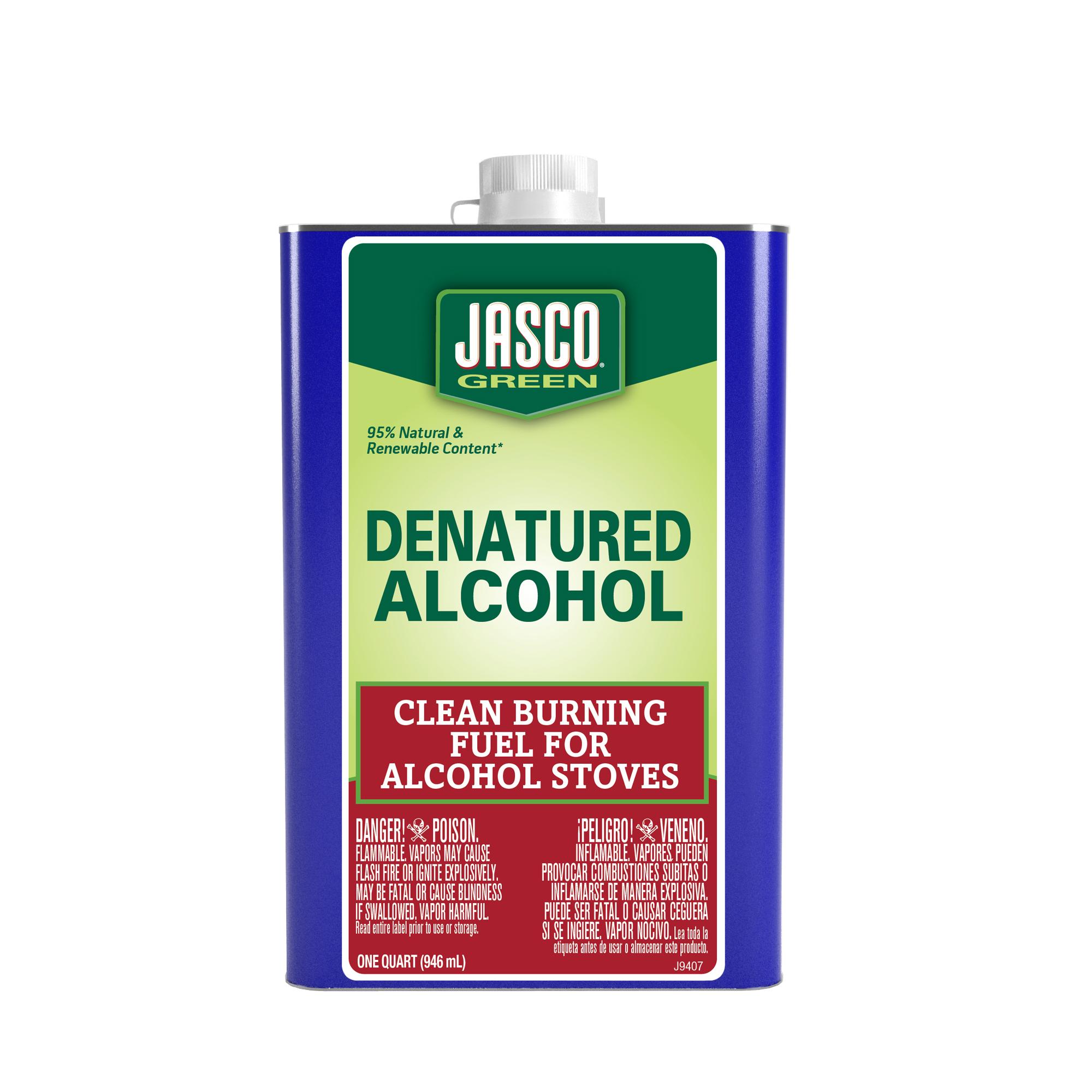 Jasco® Green™ Denatured Alcohol