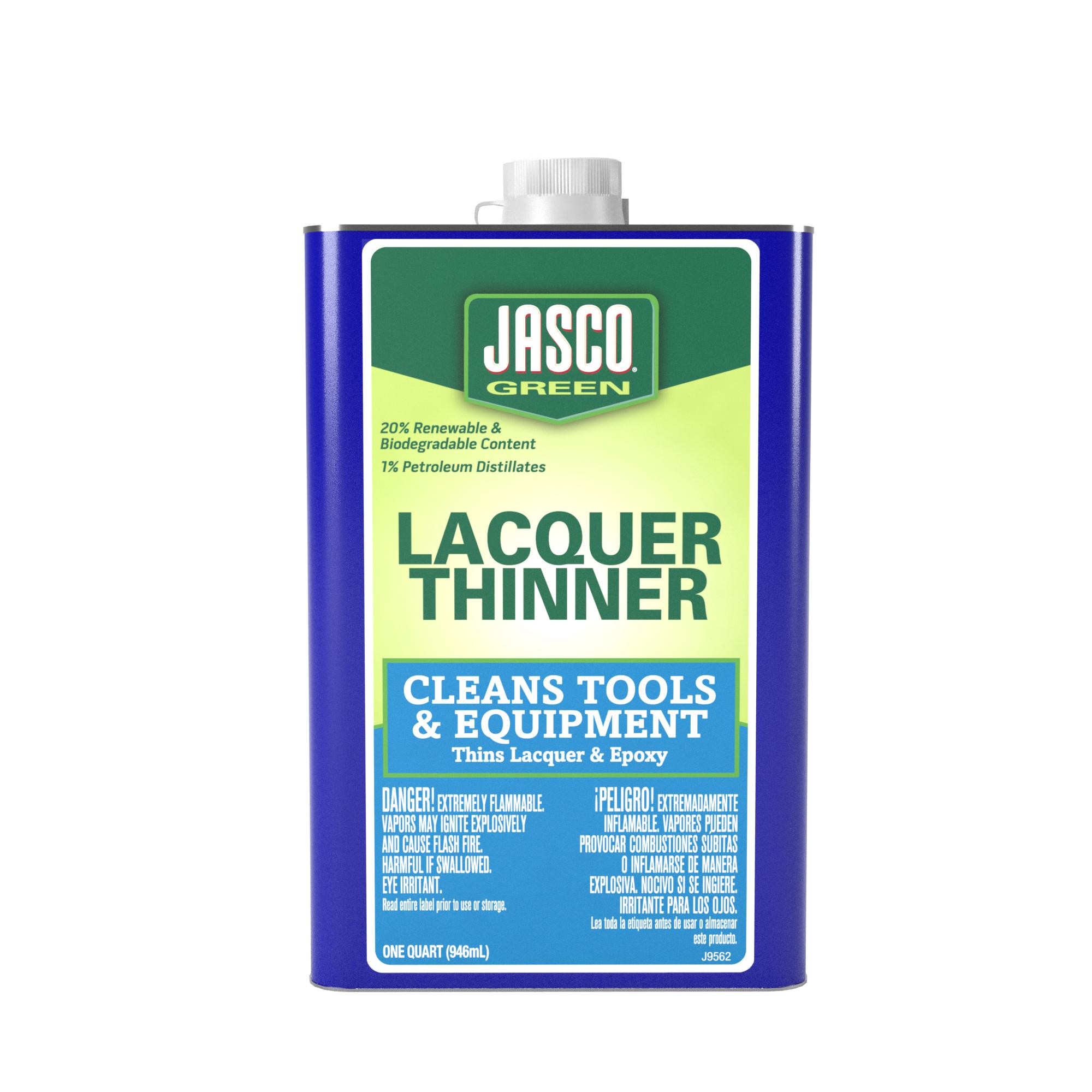Jasco® Green™ Lacquer Thinner
